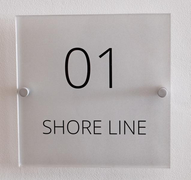 01 Shoreline Apartment Entrance