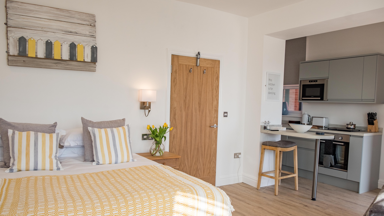 10 Seashore Suite  | 1 Bed | Sleeps 2