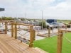 10 Seashore Suite  | Decking and Garden