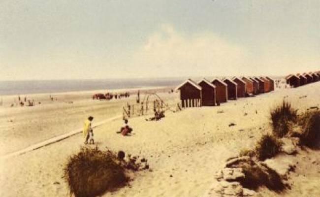 1960s  St Annes Beach Huts