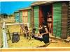 1980s St Annes Beach Huts