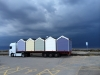 New Huts Arrive | St Annes Beach Huts