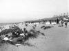 1970s St Annes Beach Huts