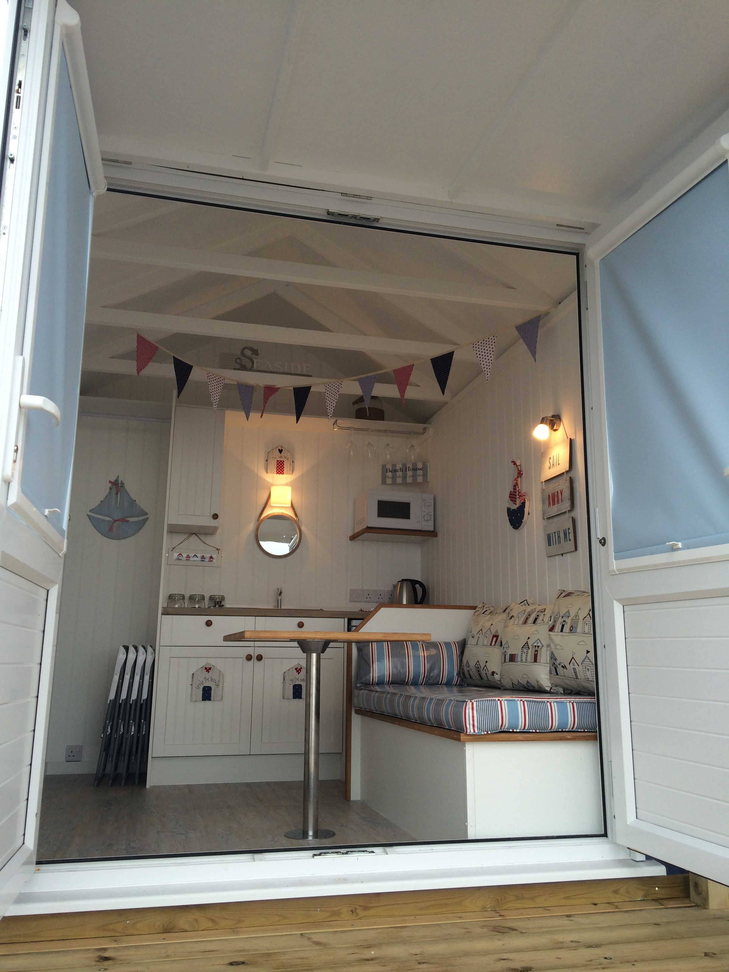 Beach Hut Day Rental Lytham St Annes Annes Official