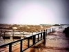North sea Dec13 storm Lytham St Annes