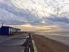 Sky afer Jan14 storm Lytham St Annes