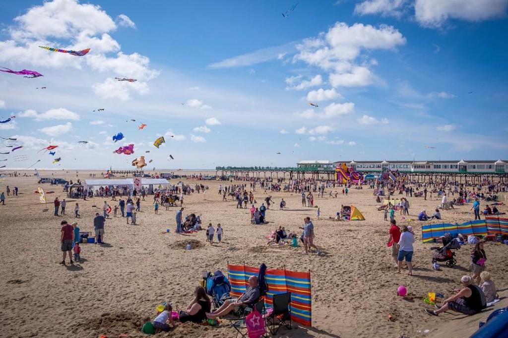 kitefestival2015 StAnnes seaside Lancashire