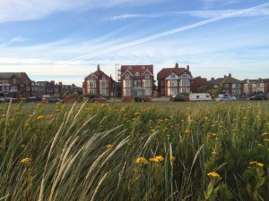 St Annes Beach Hut Apartments