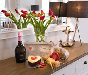 Short Breaks and Offers | Valentines at the St Annes Beach Apartments