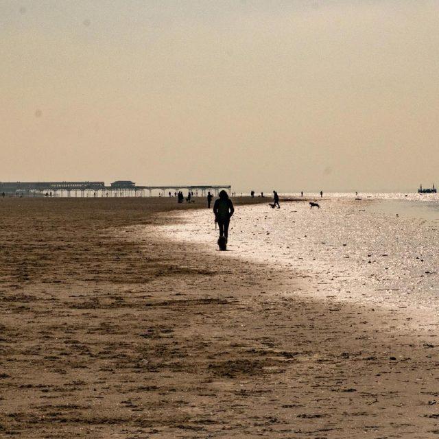 Just another day in the office beachwalk beachlife seaside stannesbeachhellip
