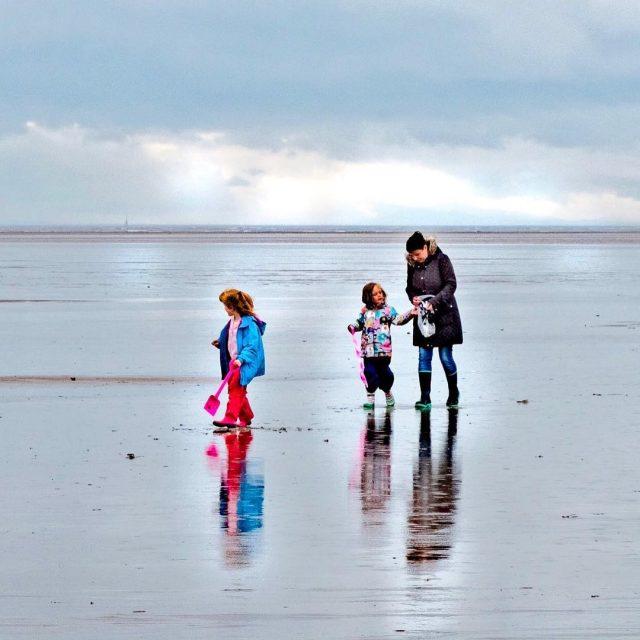 Not letting the rain spoil play familydayout seaside june2017 stanneshellip