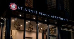 St Annes Beach Apartments Offers